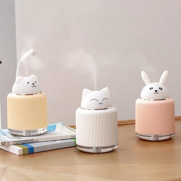 Nhiều máy phun sương xinh mà rẻ cực, chị em sắm về dùng cho đỡ khô da khi bật điều hòa - Ảnh 3.