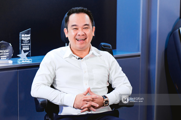 Sales Mẹc khét tiếng số 1 Việt Nam tiết lộ về hậu trường chốt đơn xe sang cho đại gia, chân dài người đẹp - Ảnh 10.