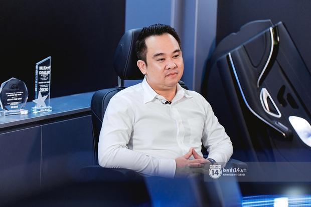 Sales Mẹc khét tiếng số 1 Việt Nam tiết lộ về hậu trường chốt đơn xe sang cho đại gia, chân dài người đẹp - Ảnh 4.