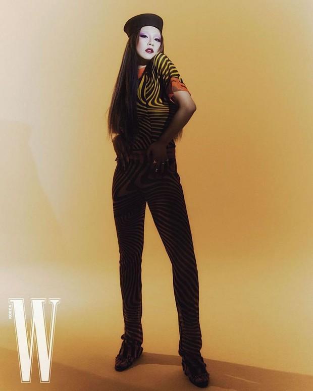 CL (2NE1) gây choáng khi giảm cân ngoạn mục, nhưng màn phô diễn vòng 1 và vòng 3 loã lồ phản cảm mới là tâm điểm - Ảnh 5.
