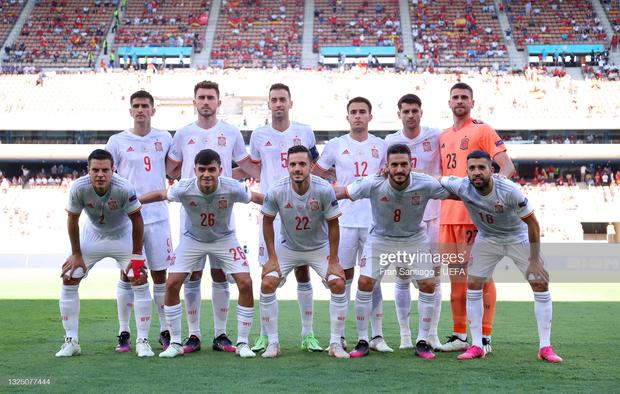 Tuyển Tây Ban Nha nghiền nát Slovakia 5 bàn không gỡ - Ảnh 15.