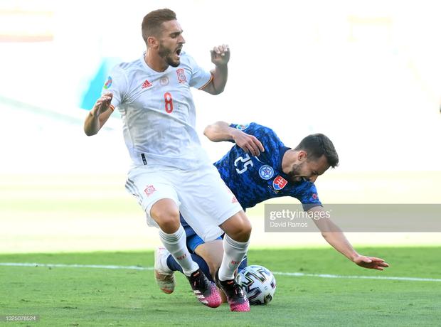 Tuyển Tây Ban Nha nghiền nát Slovakia 5 bàn không gỡ - Ảnh 14.