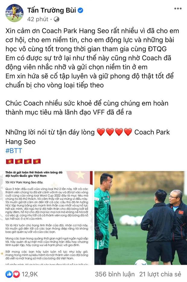 Lên sóng ngày cách ly thứ 6 của ĐT Việt Nam: Dàn tuyển thủ thi nhau so deep nhưng vẫn không quên tập tành giữ dáng - Ảnh 5.