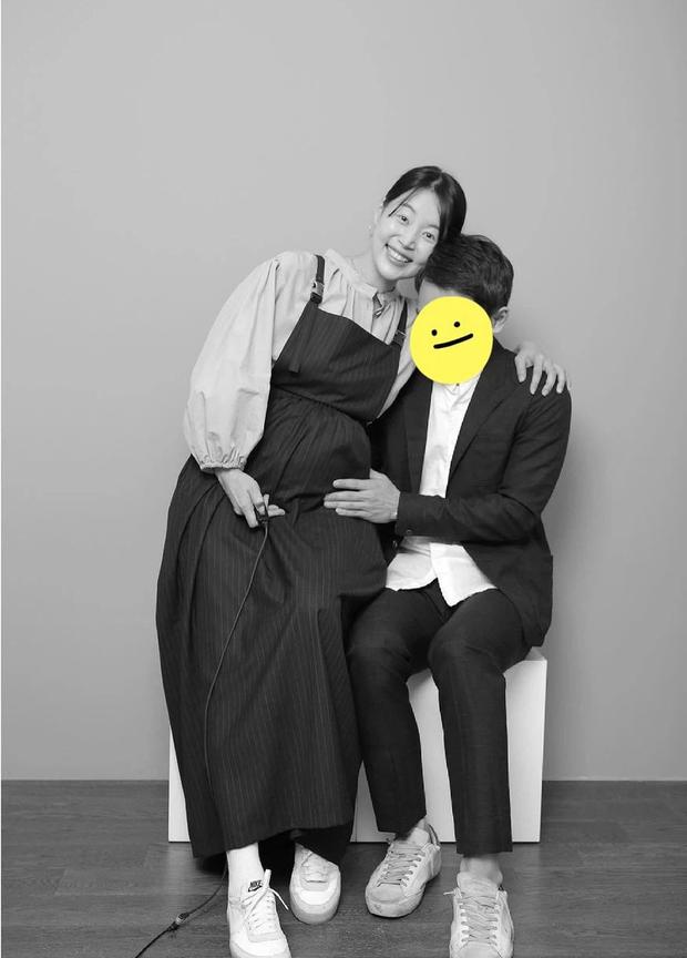 Tin vui kỳ tích: Mỹ nhân Phía Đông Vườn Địa Đàng Han Ji Hye hạ sinh con gái đầu lòng sau tận 11 năm kết hôn - Ảnh 3.