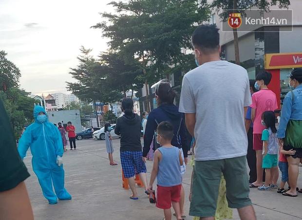 TP.HCM tổng tấn công chặn đứng dịch Covid-19 trên toàn quận Bình Tân bằng xét nghiệm - Ảnh 5.