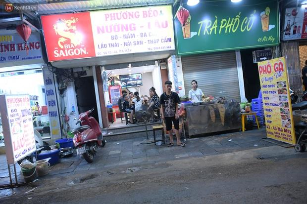 Hà Nội: Nhiều quán nhốt khách cố bán tiếp sau quy định đóng cửa trước 21h - Ảnh 2.