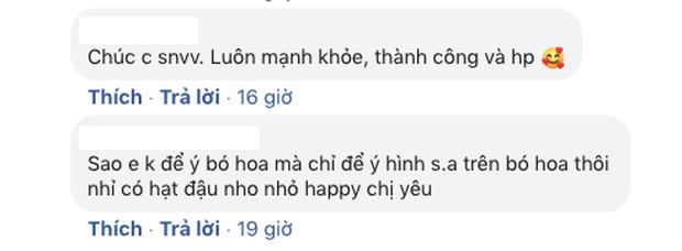 Netizen soi chi tiết lạ trên bó hoa Hari Won được tặng sinh nhật, làm rộ lên nghi vấn đang mang thai con đầu lòng? - Ảnh 3.
