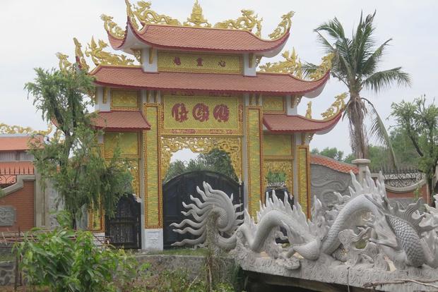 Nhà thờ Tổ 100 tỷ của NS Hoài Linh từng bị con chủ đất tố giác, phạt vì vấn đề giấy phép, liệu đã đủ điều kiện xây hợp pháp? - Ảnh 5.