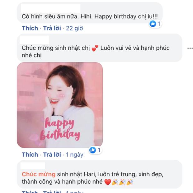 Netizen soi chi tiết lạ trên bó hoa Hari Won được tặng sinh nhật, làm rộ lên nghi vấn đang mang thai con đầu lòng? - Ảnh 4.