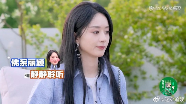 Hậu ly hôn, Triệu Lệ Dĩnh lần đầu nói về áp lực cuộc sống, khiến Cnet ngỡ ngàng vì chia sẻ đáng thương khác xa ngày trước - Ảnh 3.