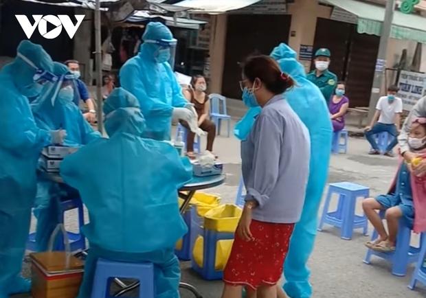 Thêm 6 người ở Tiền Giang nghi nhiễm SARS-CoV-2 - Ảnh 2.