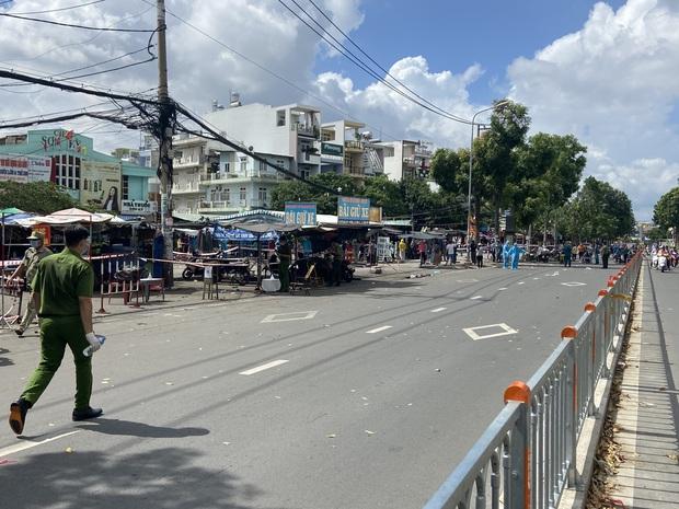 TP.HCM: Xét nghiệm trên diện rộng tại quận Tân Phú do dịch Covid-19 phức tạp tại chợ Sơn Kỳ - Ảnh 2.