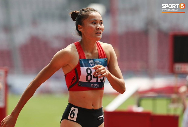 Điền kinh Việt Nam có vé đầu tiên đến Olympic Tokyo 2020 - Ảnh 1.