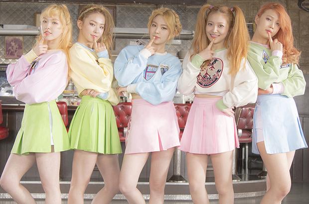 Từng có nhóm nhạc sinh năm khiến fan phát lú, tất cả là vì đầu tóc lẫn makeup quá giống nhau - Ảnh 3.