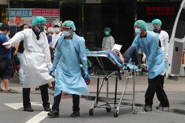 Đài Loan (Trung Quốc) có tỉ lệ tử vong do Covid-19 cao nhất thế giới - Ảnh 1.