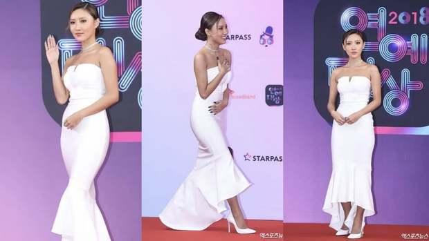 Gọi Hwasa là tắc kè hoa của Kpop: Sexy hết cỡ mặc kệ gây tranh cãi, thử nghiệm hàng loạt style và style nào cũng cân được - Ảnh 4.