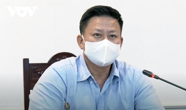 Tây Ninh họp khẩn vì có 3 bệnh nhân nghi mắc Covid-19 trong cộng đồng - Ảnh 1.