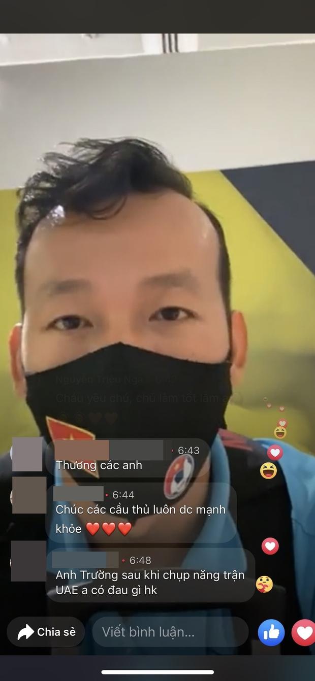 Thủ môn Tấn Trường lập sương sương đã tận 3 fanpage Facebook như hack não fan, netizen lo sợ ông chú sắp bán hàng online luôn rồi! - Ảnh 1.