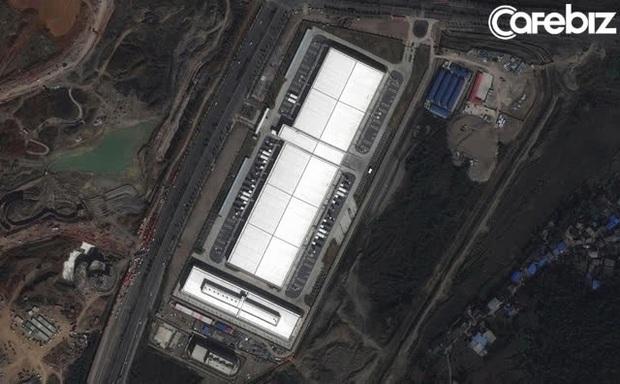 Trung Quốc từng dời cả 1 ngọn núi để Apple xây nhà máy sản xuất - Ảnh 3.