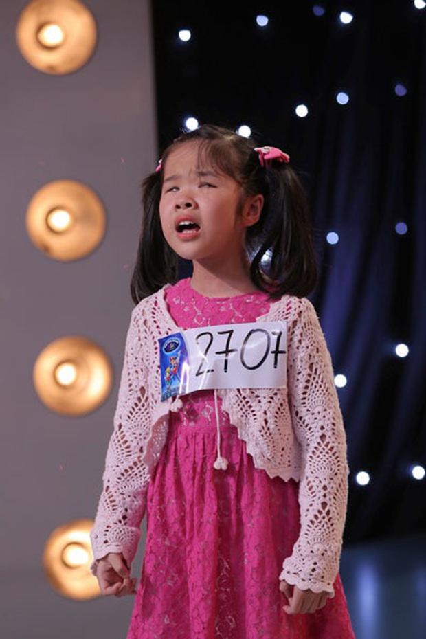 Dàn thí sinh nhí khiếm khuyết từng là hiện tượng tài năng trên các show thực tế - Ảnh 1.