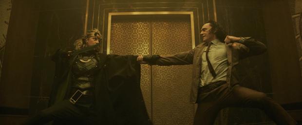 Loki tập 3 đẩy vị thần Marvel vào chỗ chết, hành động nghẹt thở trước cái kết cực kỳ bế tắc - Ảnh 4.
