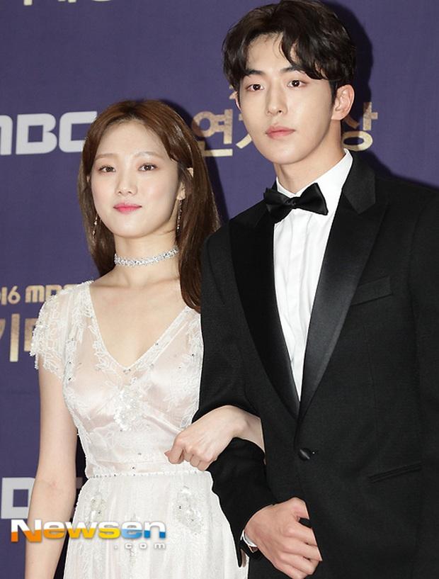 Lee Sung Kyung - Nam Joo Hyuk: Phim giả tình thật, chung nhà YG vẫn toang sau 4 tháng, nghi vấn tiểu tam là nữ phụ Tiên Nữ Cử Tạ - Ảnh 11.