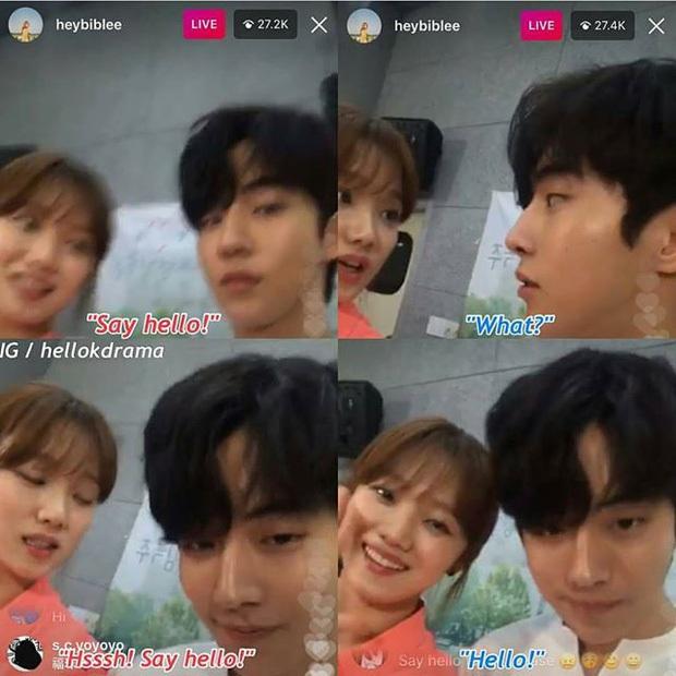Lee Sung Kyung - Nam Joo Hyuk: Phim giả tình thật, chung nhà YG vẫn toang sau 4 tháng, nghi vấn tiểu tam là nữ phụ Tiên Nữ Cử Tạ - Ảnh 13.