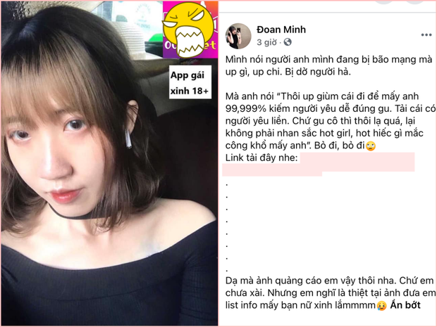 Cô gái 12 mối tình công khai tài khoản TikTok chính chủ, ngay lập tức bị cư dân mạng phản ứng gay gắt và kêu gọi không follow - Ảnh 6.