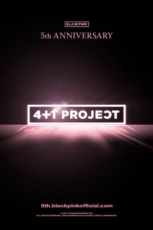 Hé lộ ý nghĩa dự án 4+1 kỷ niệm 5 năm BLACKPINK debut, danh tính thành viên thứ 5 vô cùng bất ngờ - Ảnh 3.