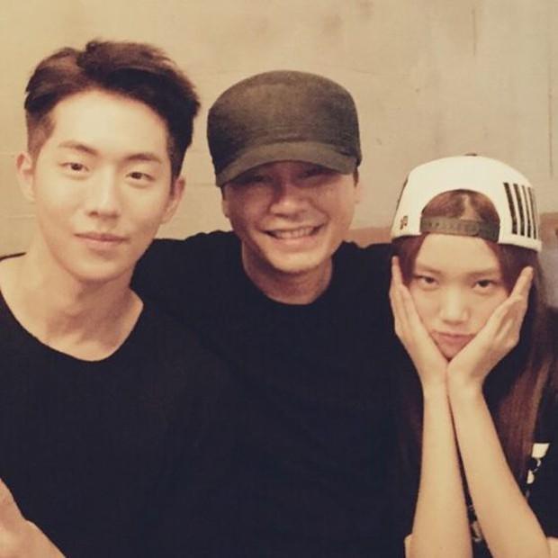 Lee Sung Kyung - Nam Joo Hyuk: Phim giả tình thật, chung nhà YG vẫn toang sau 4 tháng, nghi vấn tiểu tam là nữ phụ Tiên Nữ Cử Tạ - Ảnh 6.