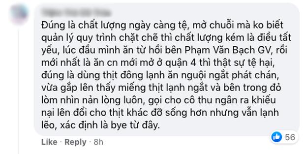 Netizen nói về bún đậu Mạc Văn Khoa: Có kẻ xấu bỏ gián vào mắm tôm để hại quán, thịt đông lạnh là điều quá bình thường  - Ảnh 7.