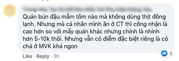 Netizen nói về bún đậu Mạc Văn Khoa: Có kẻ xấu bỏ gián vào mắm tôm để hại quán, thịt đông lạnh là điều quá bình thường  - Ảnh 12.