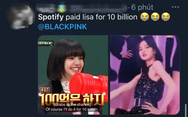 BLACKPINK lộ diện sau khi tung hint comeback, tóc của Lisa làm fan thắc mắc: Spotify đã trả 10 tỷ chưa? - Ảnh 4.