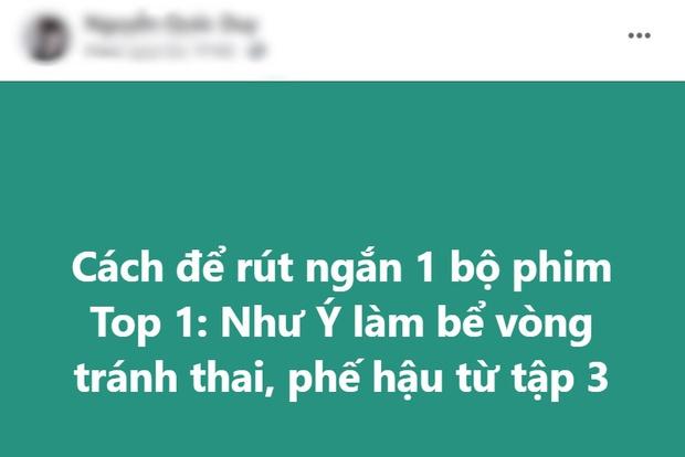 Netizen sục sôi với trend rút ngắn một bộ phim, đang vui thì Huỳnh Lập bị tố chôm ý tưởng? - Ảnh 1.