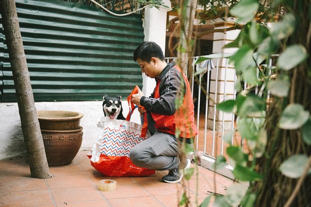Hành trình của một chú chó hoang từng bị đánh, bắt đến bến đỗ trong ngôi nhà hạnh phúc cho chó mèo ở Hà Nội - Ảnh 29.