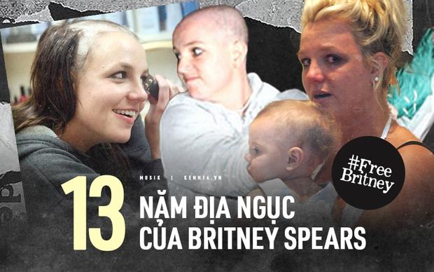 13 năm địa ngục của Britney Spears: Gia đình cầm tù, cưỡng bức lao động đến sang chấn tâm lý nhưng kinh khủng nhất là bị tước quyền làm mẹ! - Ảnh 1.