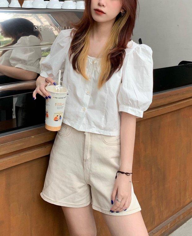 """Jisoo xinh xắn với áo blouse 1 triệu, có nhiều mẫu na ná giá chỉ vài trăm bạn dư sức """"múc"""" - Ảnh 10."""