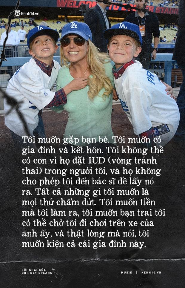 Britney Spears từng chỉ trích thậm tệ phim tài liệu vạch trần cuộc sống nô lệ của mình, phải chăng do gia đình bắt ép? - Ảnh 5.