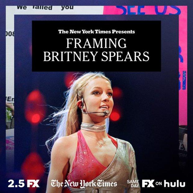 Britney Spears từng chỉ trích thậm tệ phim tài liệu vạch trần cuộc sống nô lệ của mình, phải chăng do gia đình bắt ép? - Ảnh 1.