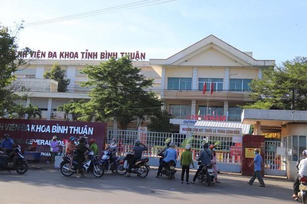 Giãn cách xã hội toàn TP. Phan Thiết từ 12 giờ ngày 24/6 - Ảnh 1.