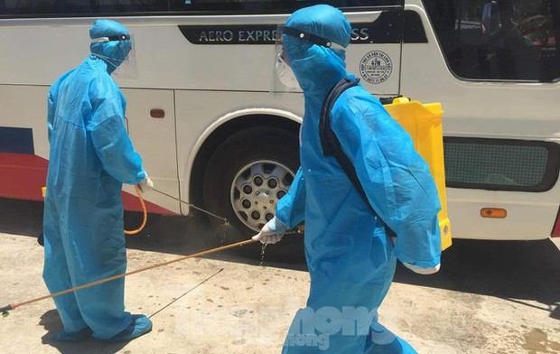 Thái Bình khẩn trương truy vết người liên quan 3 lái, phụ xe mắc COVID-19 - Ảnh 2.