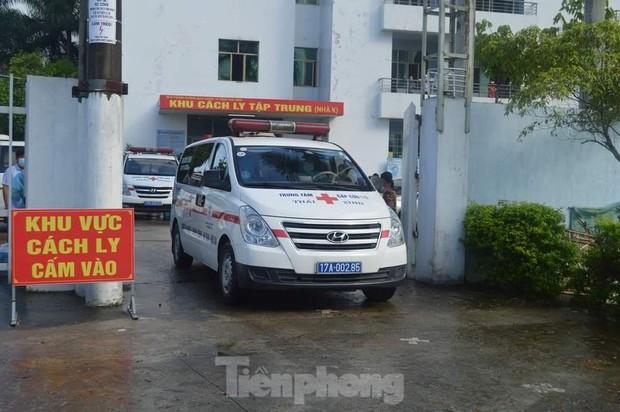 Thái Bình khẩn trương truy vết người liên quan 3 lái, phụ xe mắc COVID-19 - Ảnh 1.