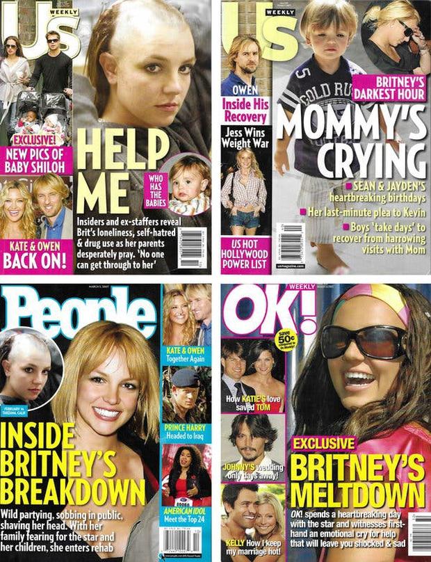 Xin lỗi, Britney: Lời xin lỗi muộn màng của truyền thông thế giới sau hơn 1 thập kỷ đày đoạ công chúa nhạc Pop - Ảnh 1.