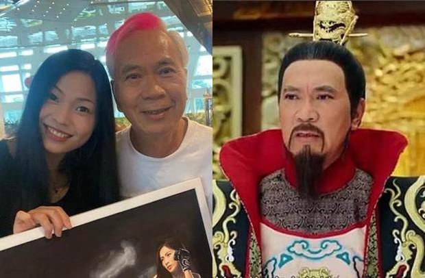Cặp đôi ông cháu sốc nhất hôm nay: Hoàng đế TVB 70 tuổi kết hôn mỹ nhân kém 40 tuổi, tặng vợ 7 căn nhà cùng vô số tài sản - Ảnh 6.