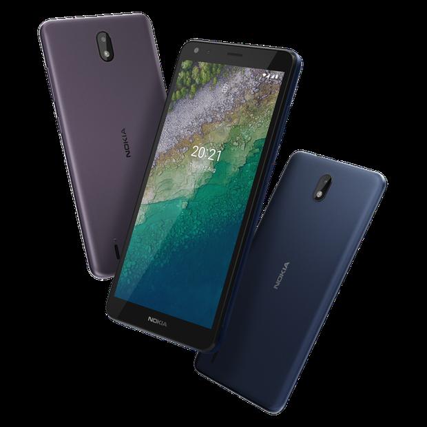 Nokia ra mắt bộ ba dòng điện thoại mới tại Việt Nam, giá chỉ từ 690.000 đồng - Ảnh 2.