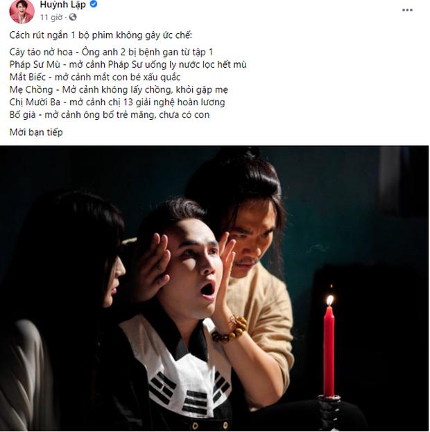 Netizen sục sôi với trend rút ngắn một bộ phim, đang vui thì Huỳnh Lập bị tố chôm ý tưởng? - Ảnh 5.
