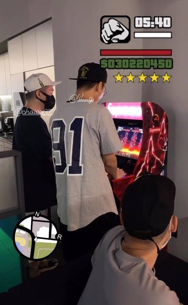 Nhìn dàn nghệ sĩ YG mê chơi game, fan chỉ biết thở dài: Thế này bảo sao mãi không ra nhạc - Ảnh 4.
