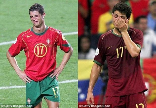 Tại sao Ronaldo toàn mặc áo dài tay thi đấu trong khi đồng đội mặc áo ngắn tay? - Ảnh 4.