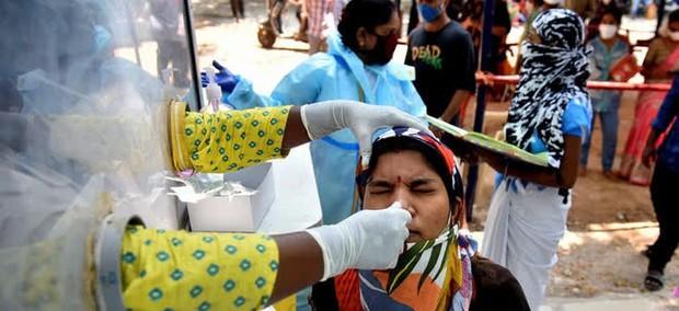 Ấn Độ phát hiện 40 trường hợp nhiễm biến thể Delta Plus - Ảnh 1.