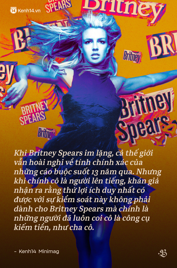 Britney Spears: Công chúa nhạc Pop của toàn thế giới nhưng lại là nô lệ trong chính gia đình của mình - Ảnh 4.